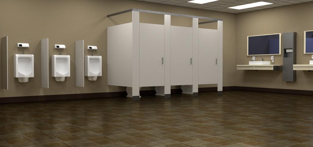 sanitaires propreté et code du travail