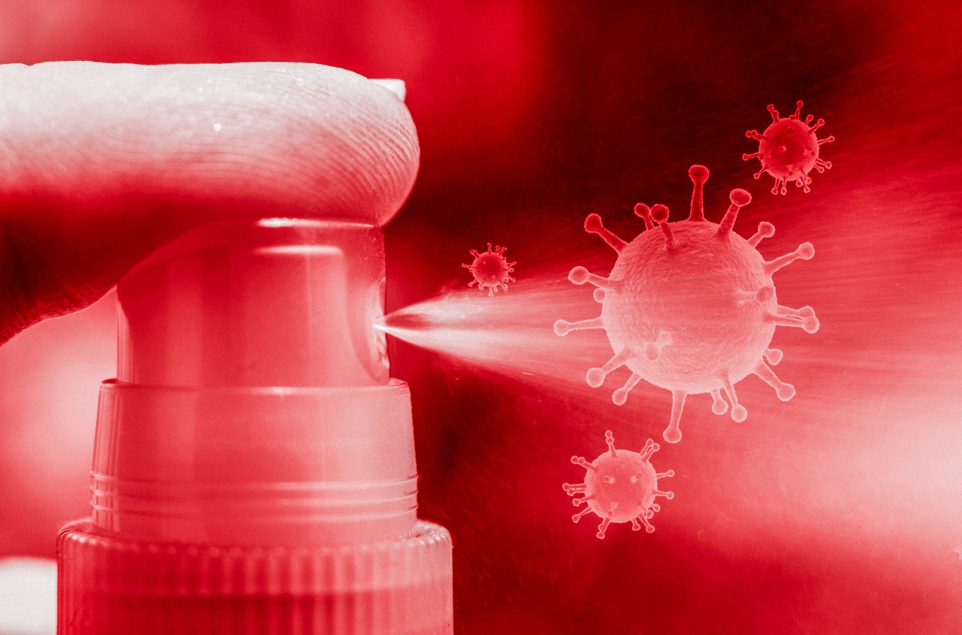 désinfection coronavirus